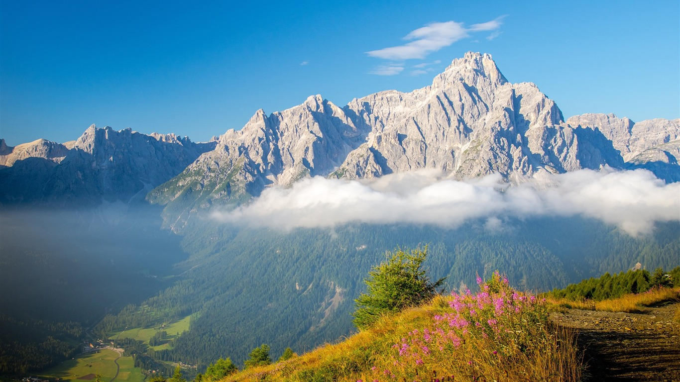 Dolomites_mountains-Scenery_HD_Wallpaper