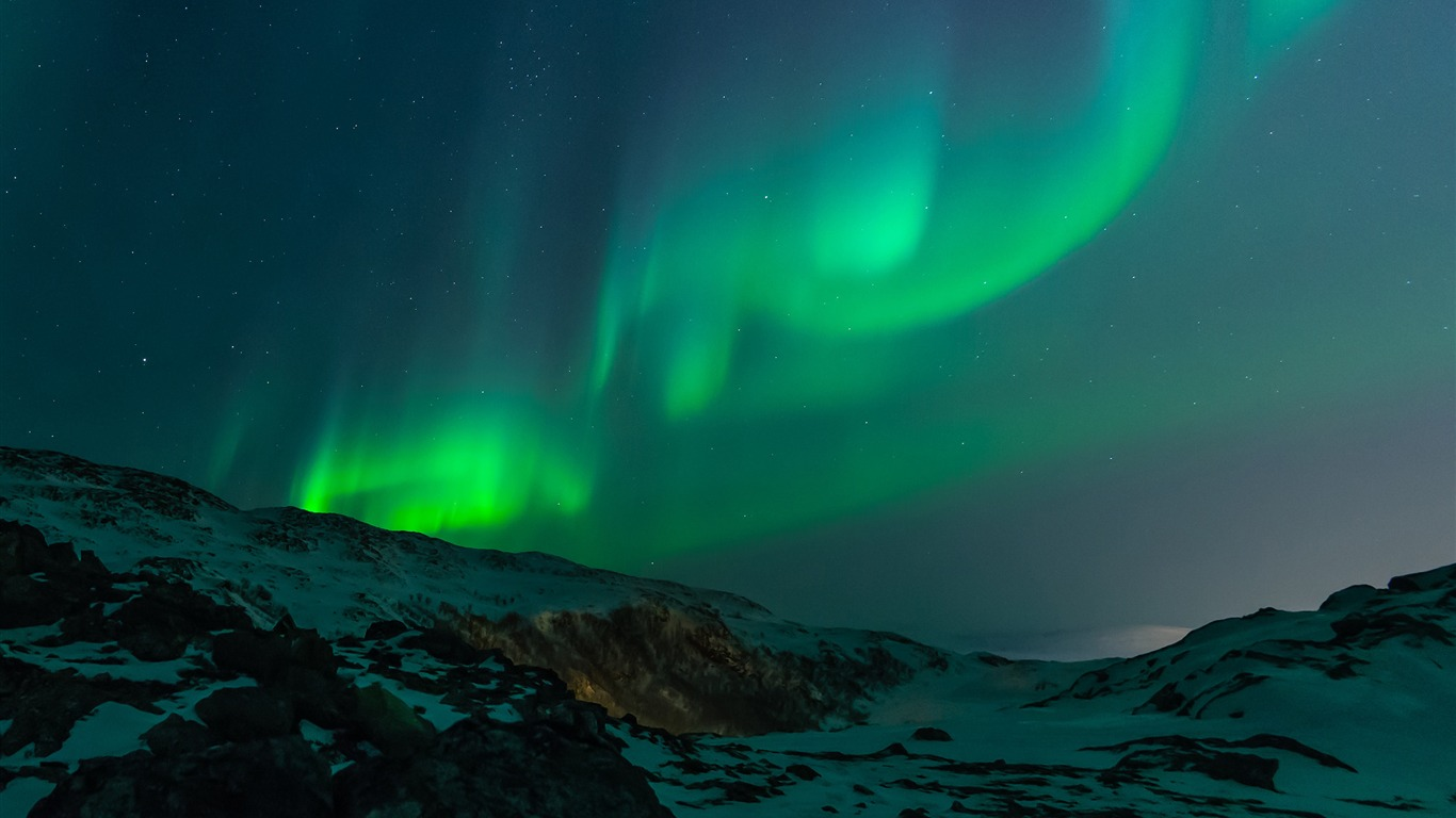 Beautiful_Aurora_Night_Star_Sky_HD_Wallpaper_07