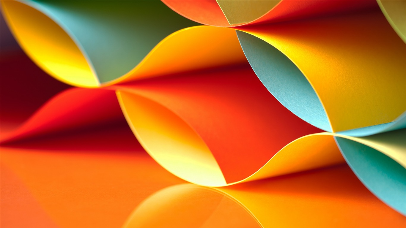 Colorful_Papers-Vector_HD_Wallpaper