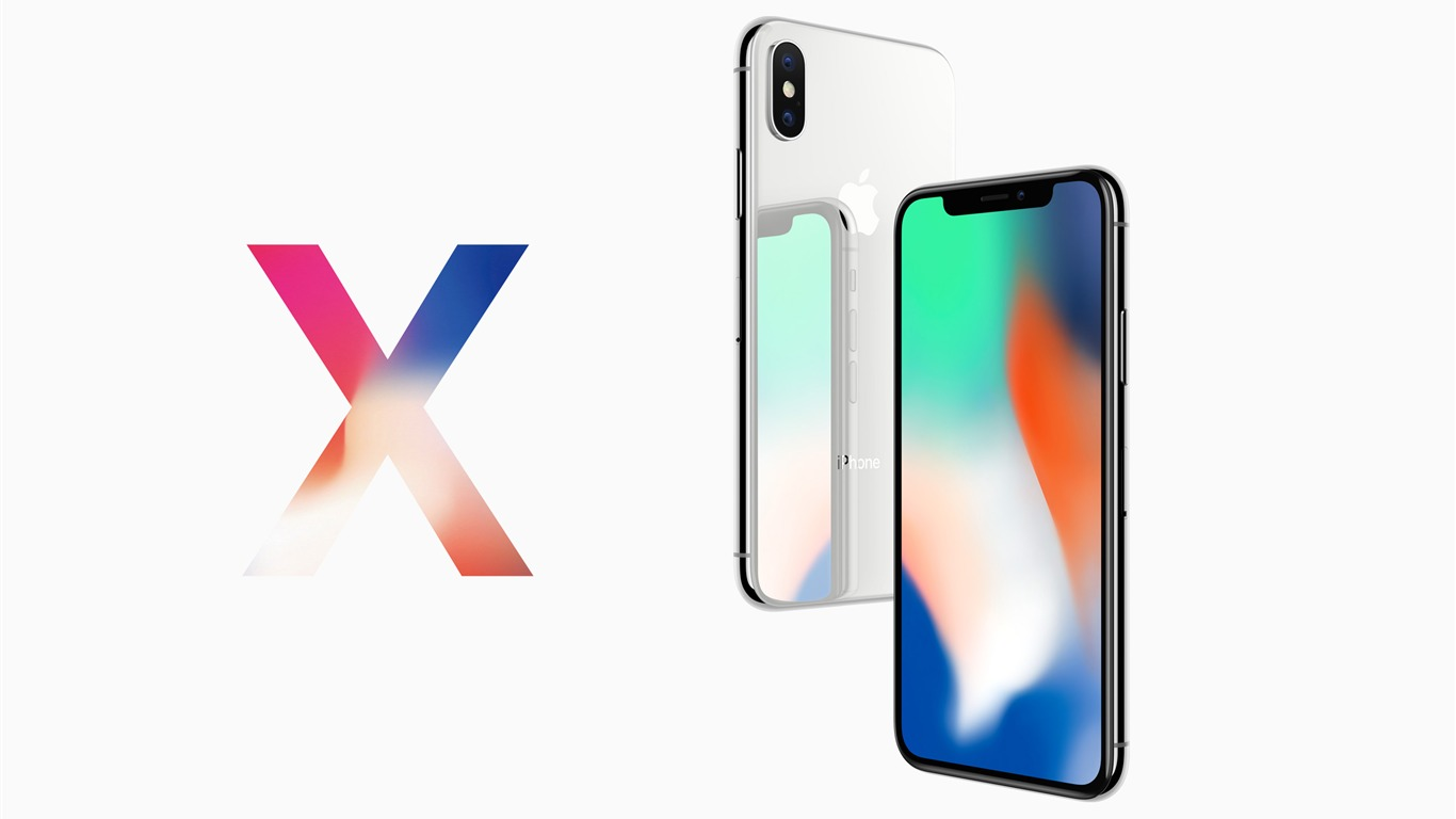 Design glass-Apple 2017 iPhone X HD Wallpaper - 1366x768 wallpaper download