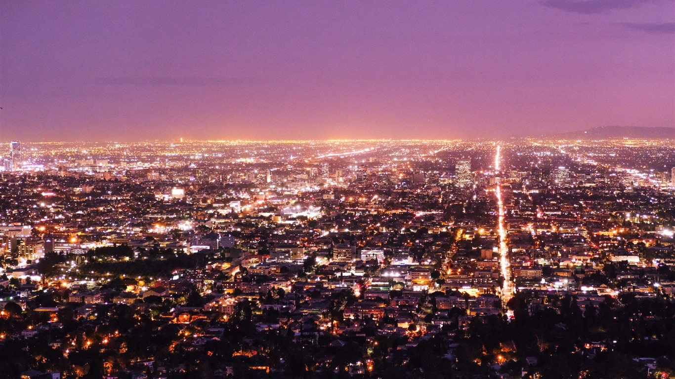 Los_angeles_usa_panorama_night-Cities_HD_Wallpaper