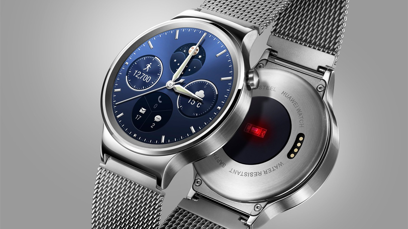 Huawei_Smart_Watch_2017_Tech_Wallpaper