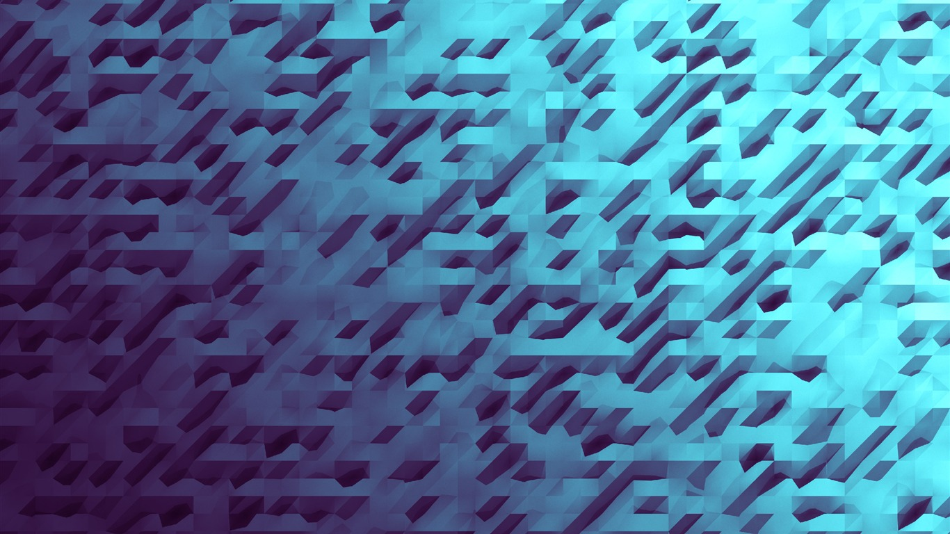 3D_Abstract_Aquamarine_Vector_HD_Wallpaper