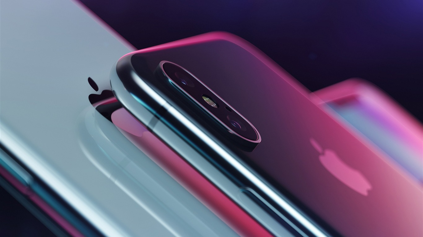 Iphone X Iphone 10 Hd Wallpapers: 苹果2017 IPhone X IPhone 10高清壁纸预览
