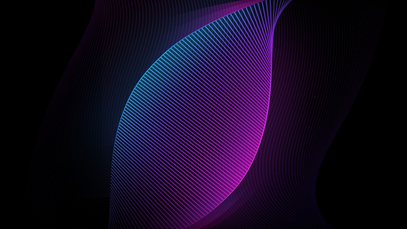 Blue_and_Purple_Neon_Curves_Vector_HD_Wallpaper