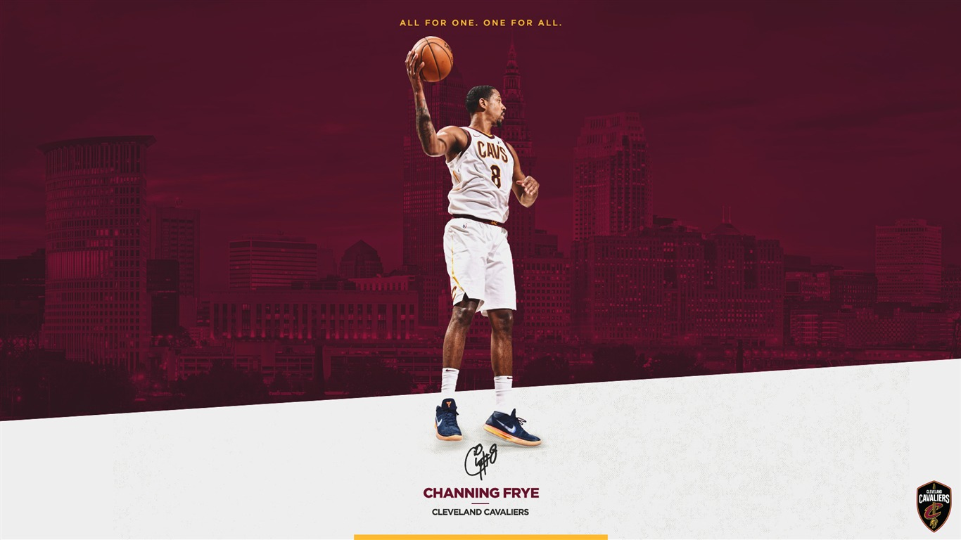 Channing_Frye_Cavaliers_2017-2018_Players_Wallpaper