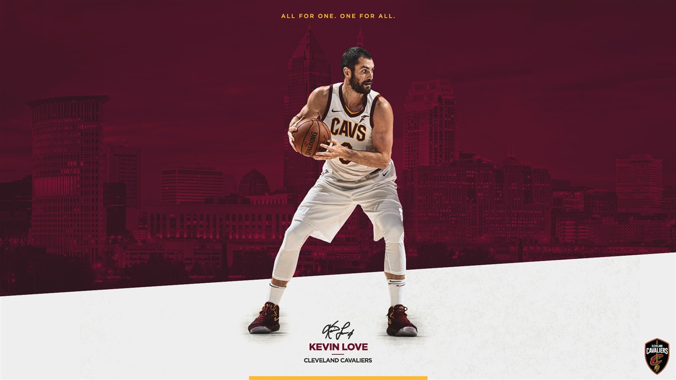 Kevin_Love_Cavaliers_2017-2018_Players_Wallpaper