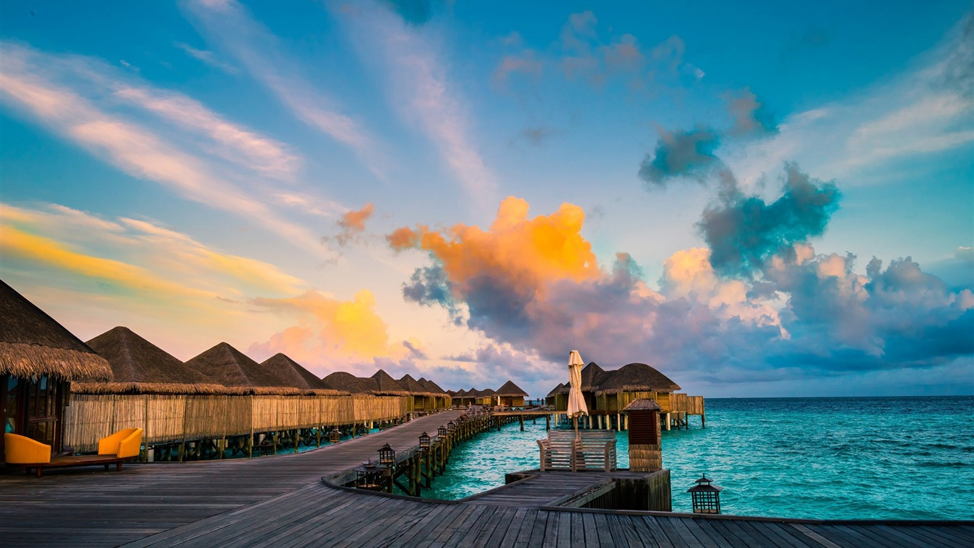 Maldives_Luxury_Resort_Photo_HD_Wallpaper