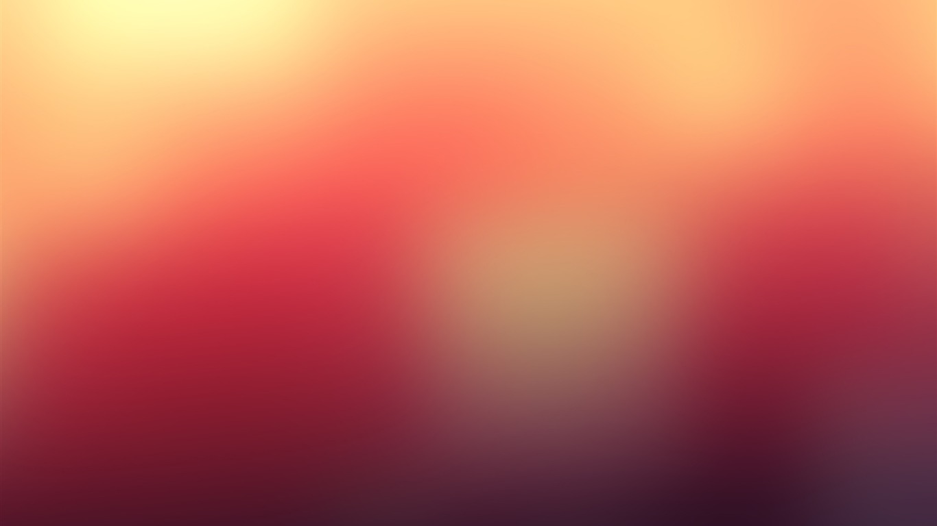 Orange_Blurred_Abstract_Art_Vector_HD_Wallpaper