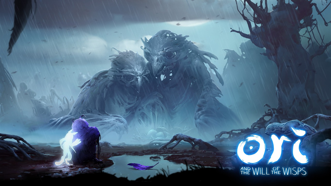 Ori_and_the_will_of_the_wisps_2017_Game_HD_Wallpaper
