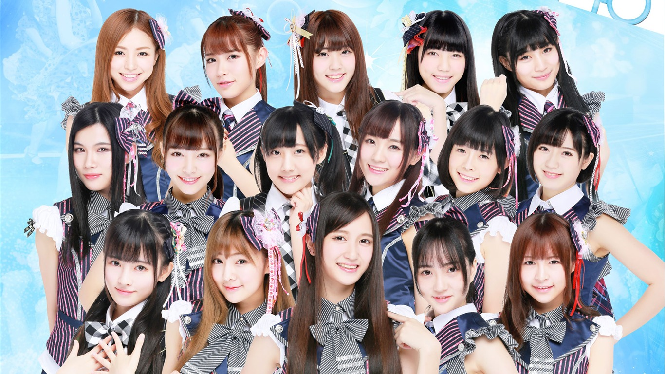 SNH48_Chinese_Beauty_Combination_Wallpaper_05