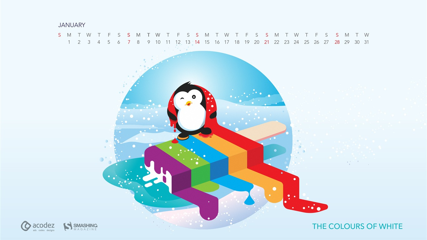 Colours_Festivity_Celebration_January_2018_Calendars
