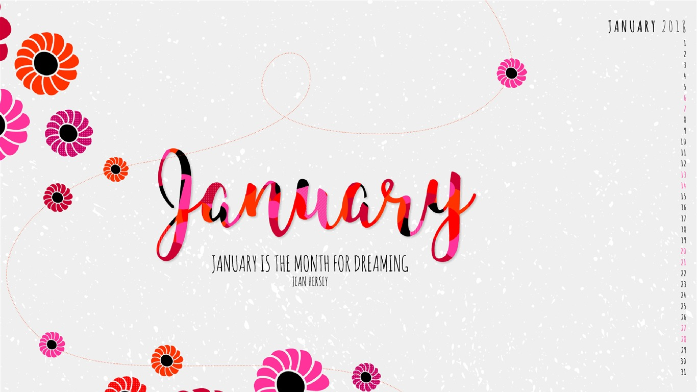 Dreaming_Month_January_2018_Calendars