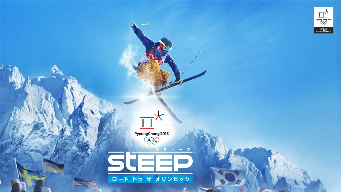 Ubisoft_Steep_Game_4K_HD_Poster