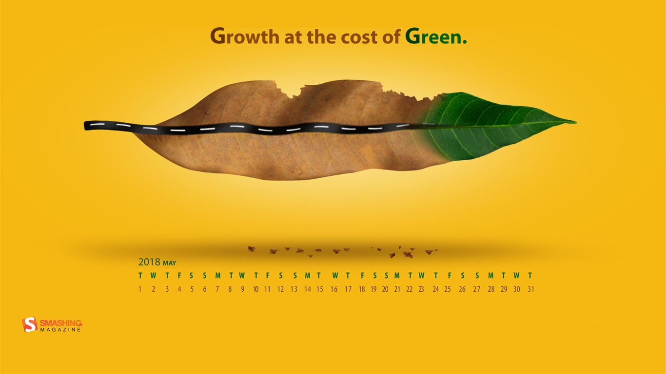 Growth_At_The_Cost_Of_Green_May_2018_Calendars