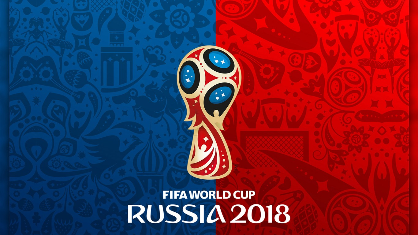 Fifa World Cup 2018 Wallpaper: FIFA World Cup Russia 2018 Red Blue Confrontation Preview