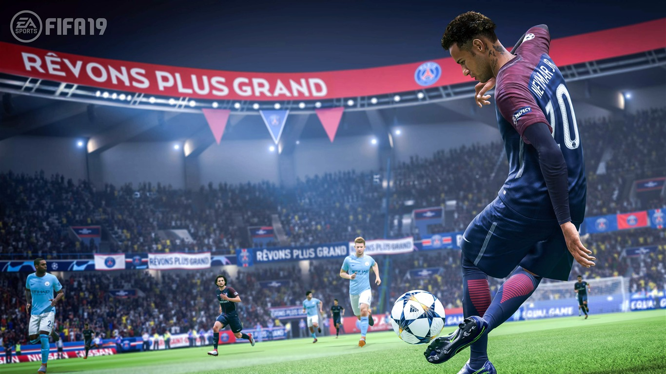 FIFA 19 World Cup R3 Game 2018 Poster Preview ...