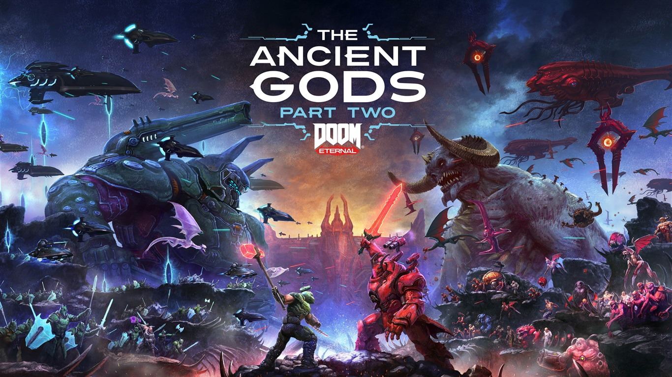 The_Ancient_Gods_Part_Two_2021_Game_5K_HD_Poster2021.3.27