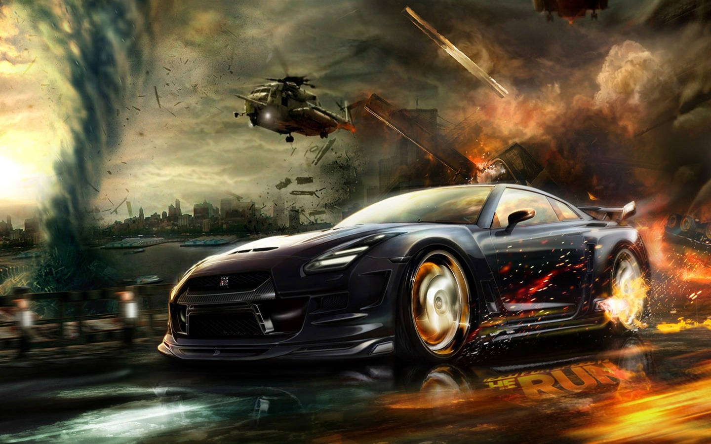 Need For Speed The Run Game Hd Wallpaper 03 Preview 10wallpaper Com