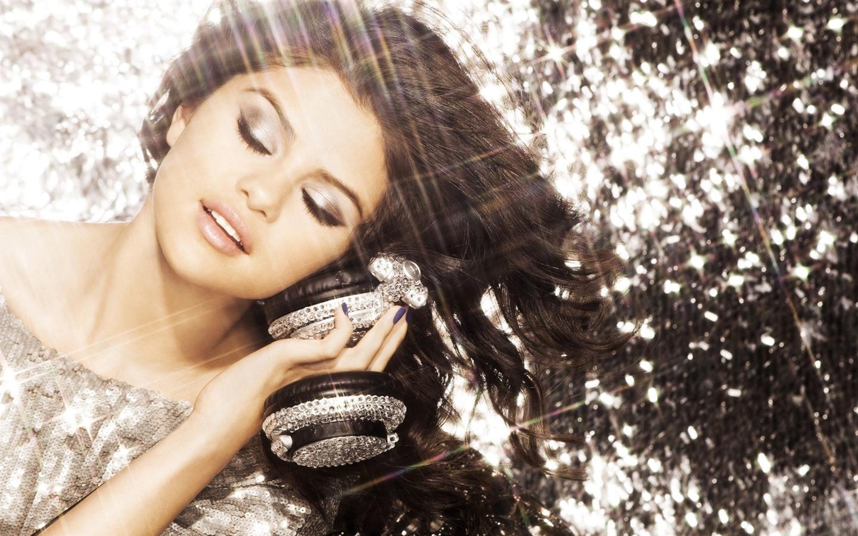 Selena Gomez-Européens Et Américains L'album Wallpaper