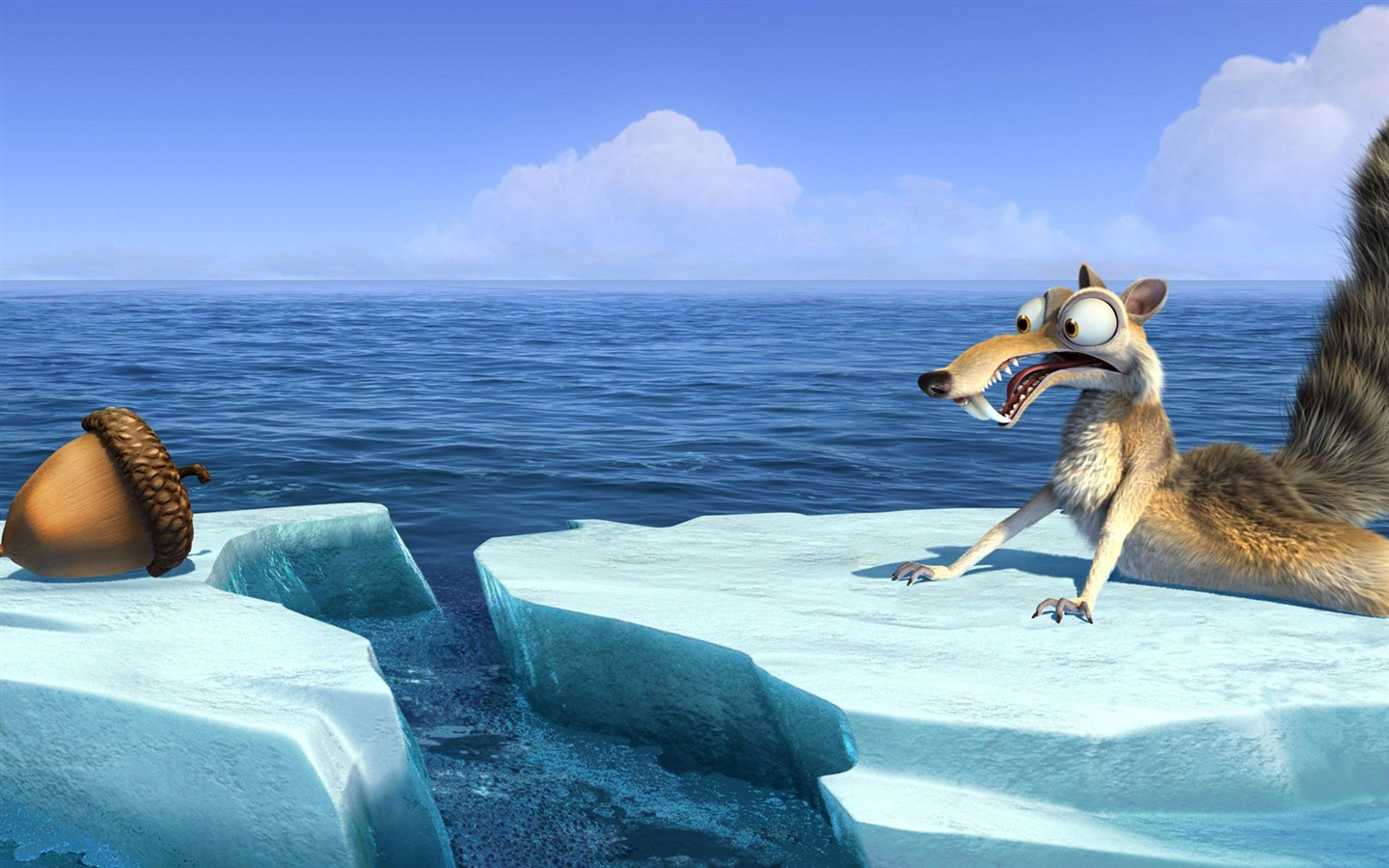 Ice Age 4-Continental Drift Movie HD Wallpaper 15 - 1440x900 wallpaper ...