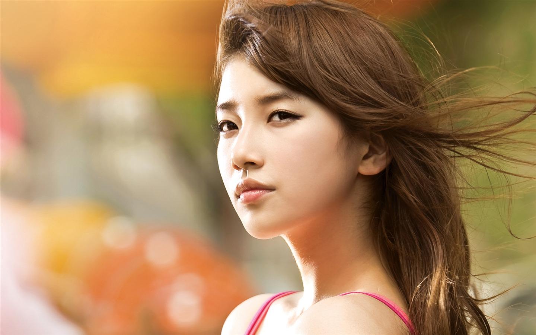 Wallpaper download hd girl - Suzy Korean Girls Photo Hd Wallpaper 02 1440x900 Wallpaper Download