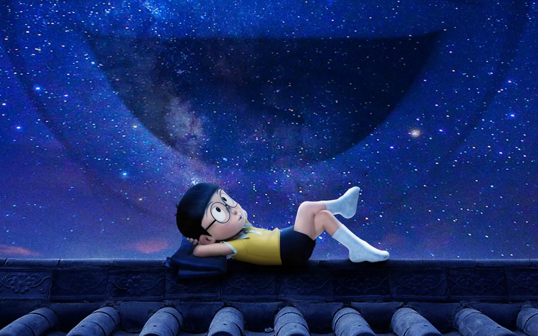 哆啦a梦:伴我同行电影高清壁纸