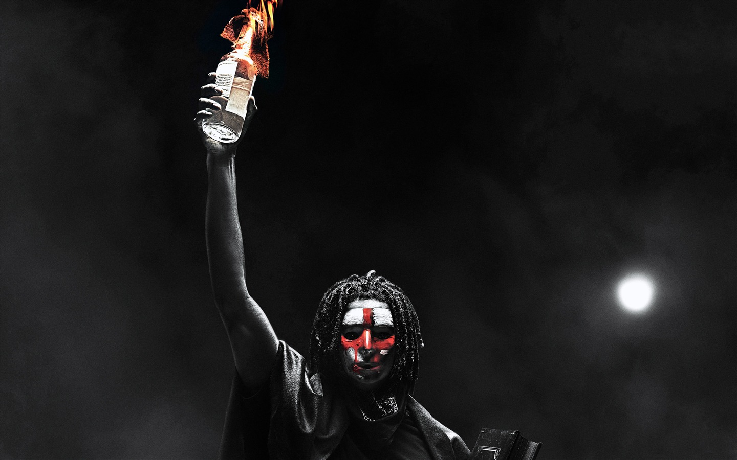 The First Purge 2018 Movie Wallpapers: 2018,人类清除计划4,电影,高清,海报预览