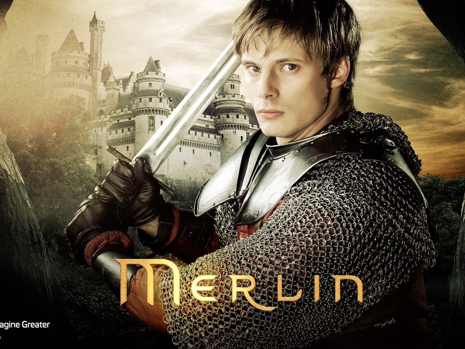 Arthur Merlin S Rie T L Vis E Am Ricaine Fond D 39 Cran