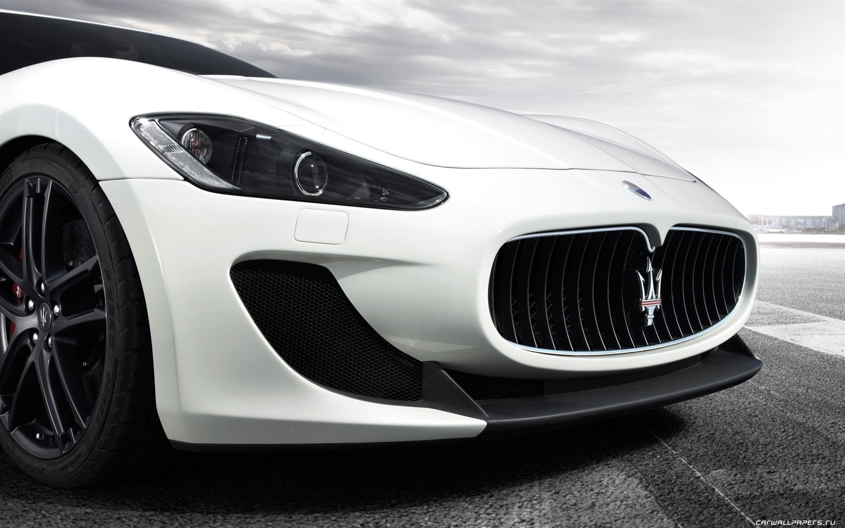 Maserati GranTurismo MC Stradale - 2010 HD wallpaper 08 - 1680x1050 ...