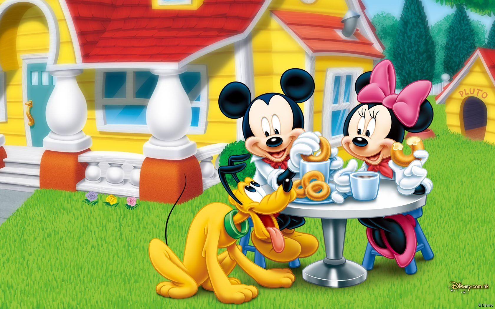 Cartoon+images+mickey+mouse