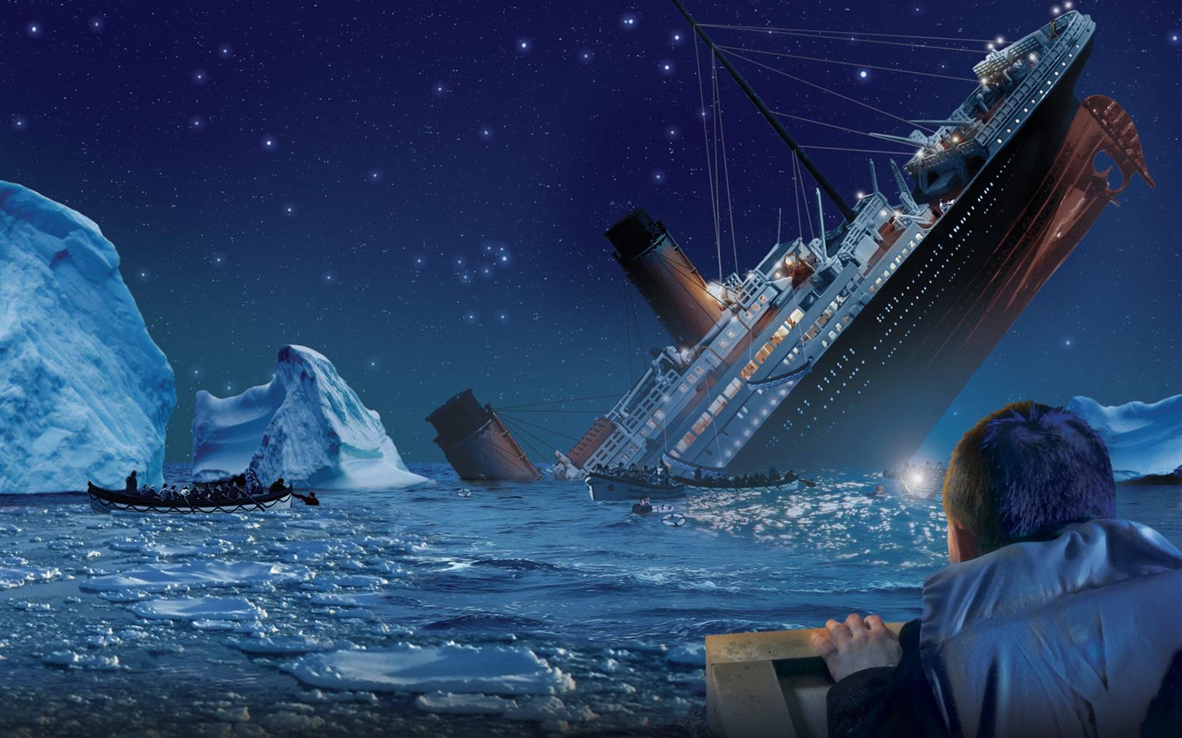 Титаник обои 3d | 3Д картинки и ...: kras3d.ru/titanik-oboi-3d