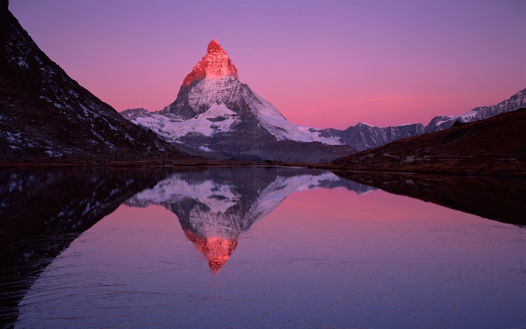 Matterhorn National Geographic 2011 Best Wallpapers Preview