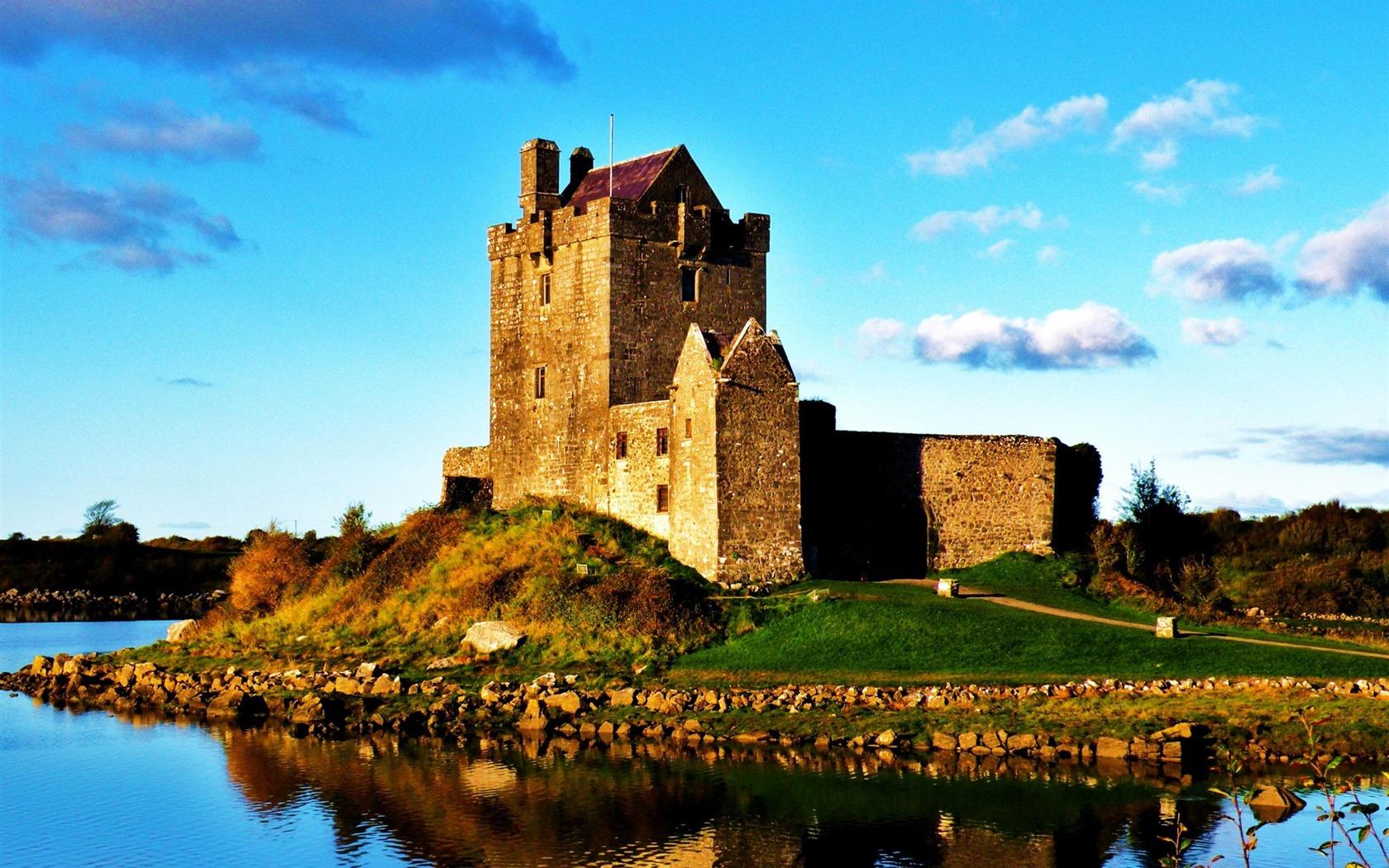 1680x1050 hidden castle scenery - photo #11