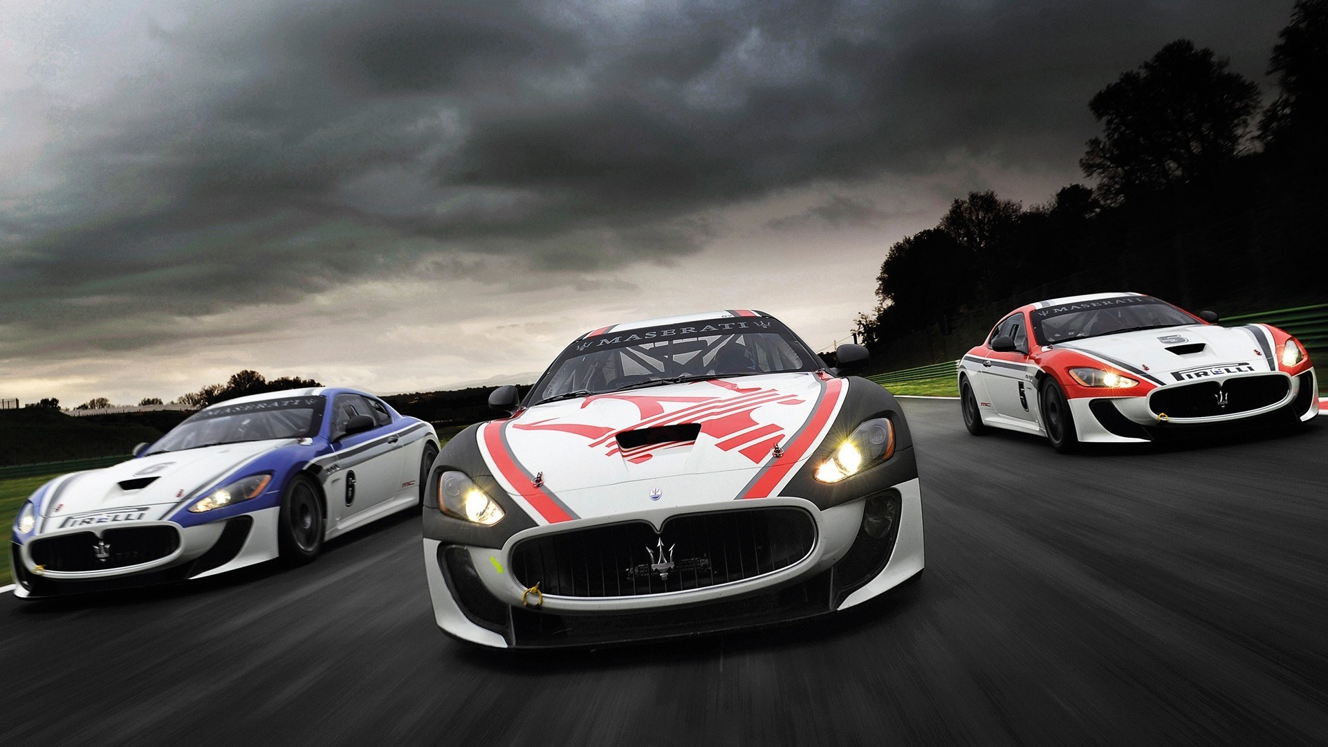 Maserati GranTurismo MC Stradale - 2010 HD wallpaper 11 - 1920x1080 ...