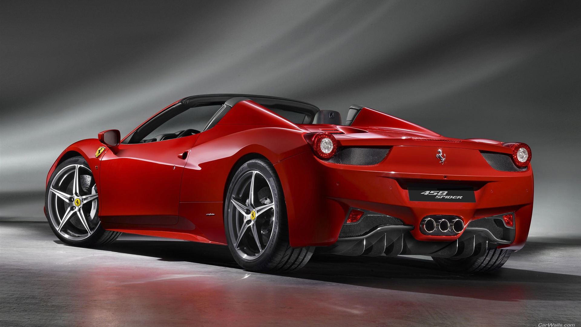 Wallpaper Sports Car Ferrari