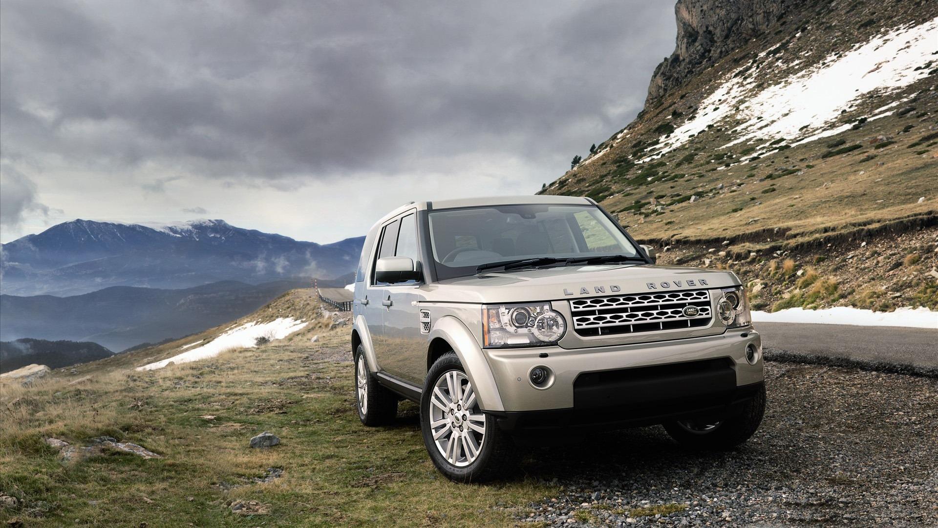路虎揽胜 Land Rover Range Rover 高清桌面壁纸 1920x1080下载