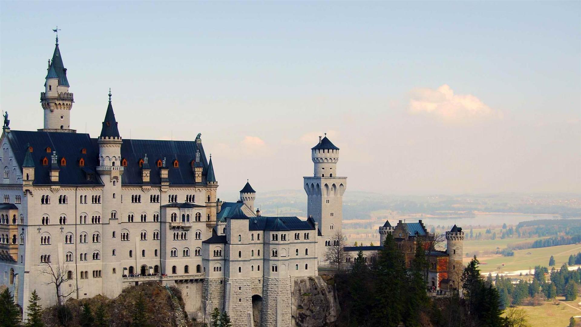 Castle Germany City Architecture Wallpaper 1920x1080jpg