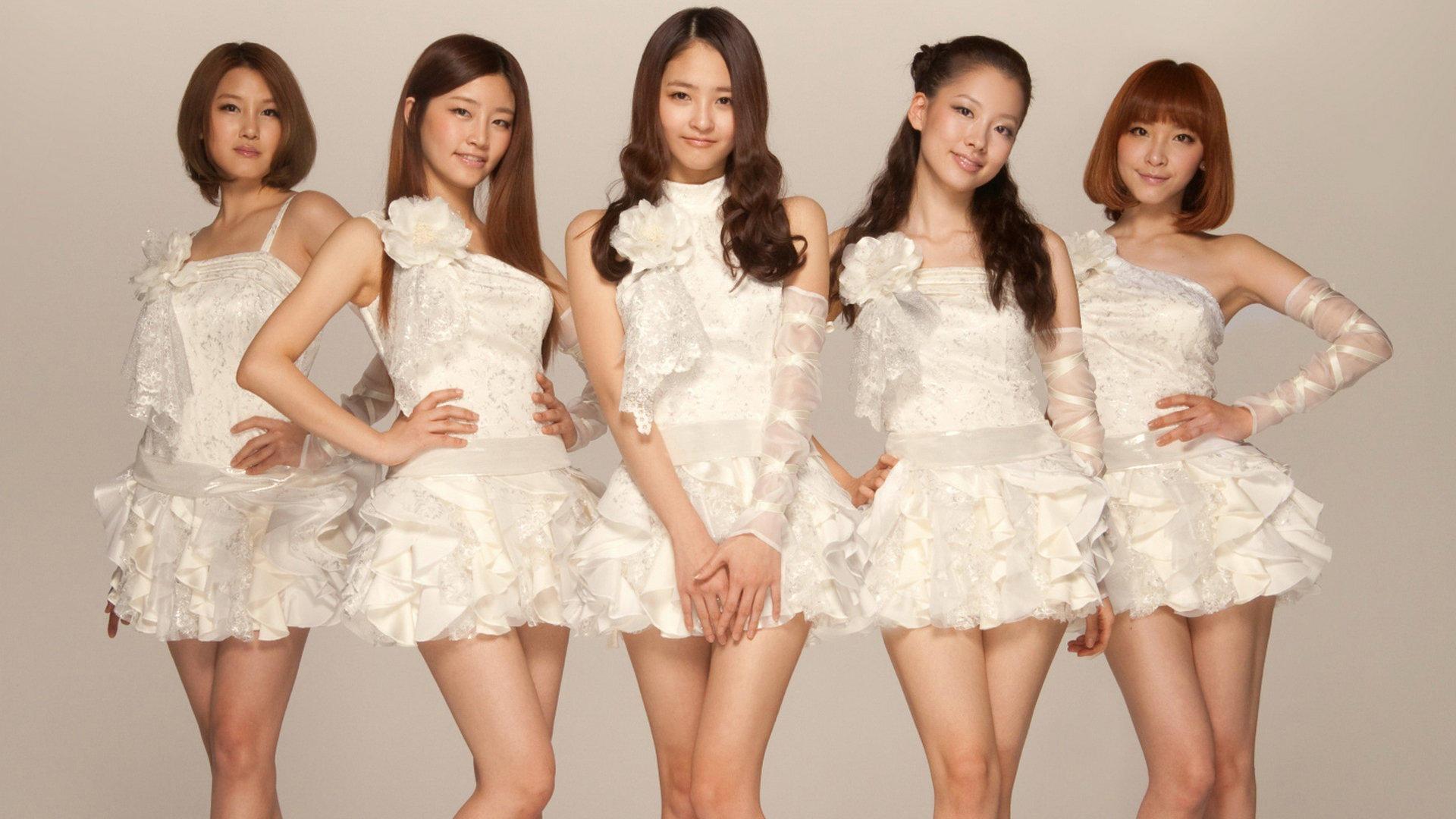 Chi Chi Korea Girl Group Desktop Hd Wallpaper 04 Avance
