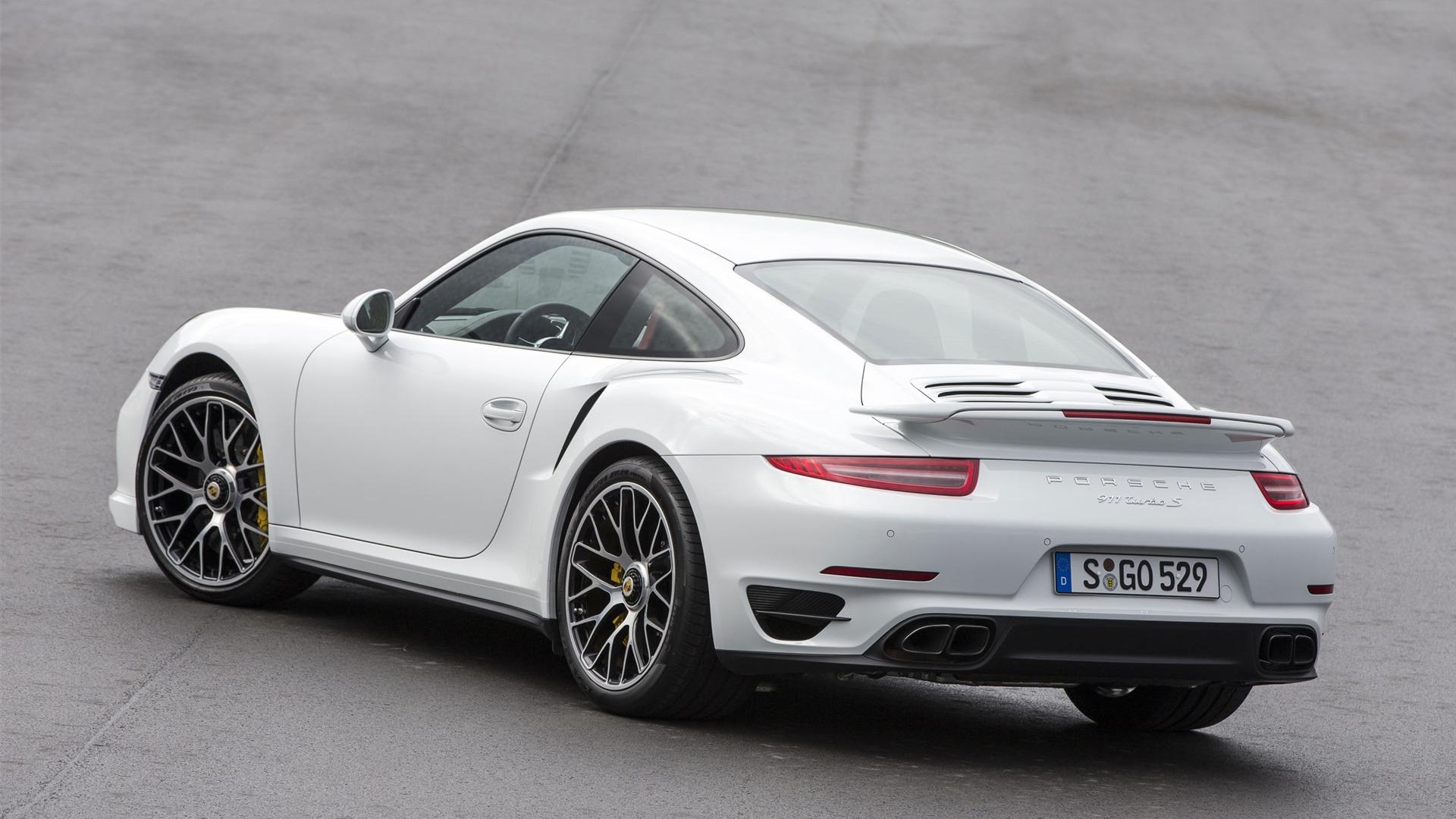 2014 porsche 911 turbo s car hd wallpaper 16 1920x1080 wallpaper download - Porsche 911 Turbo 2014 Wallpaper