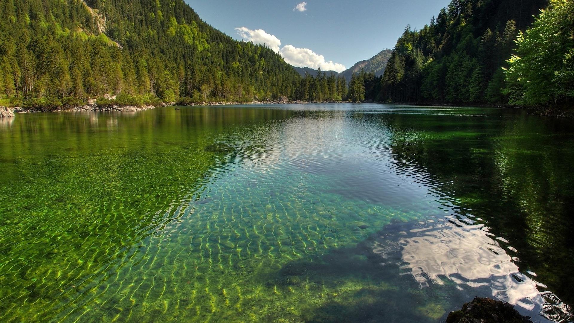 马尔代夫国家_清水水晶湖-摄影HDR壁纸预览   10wallpaper.com