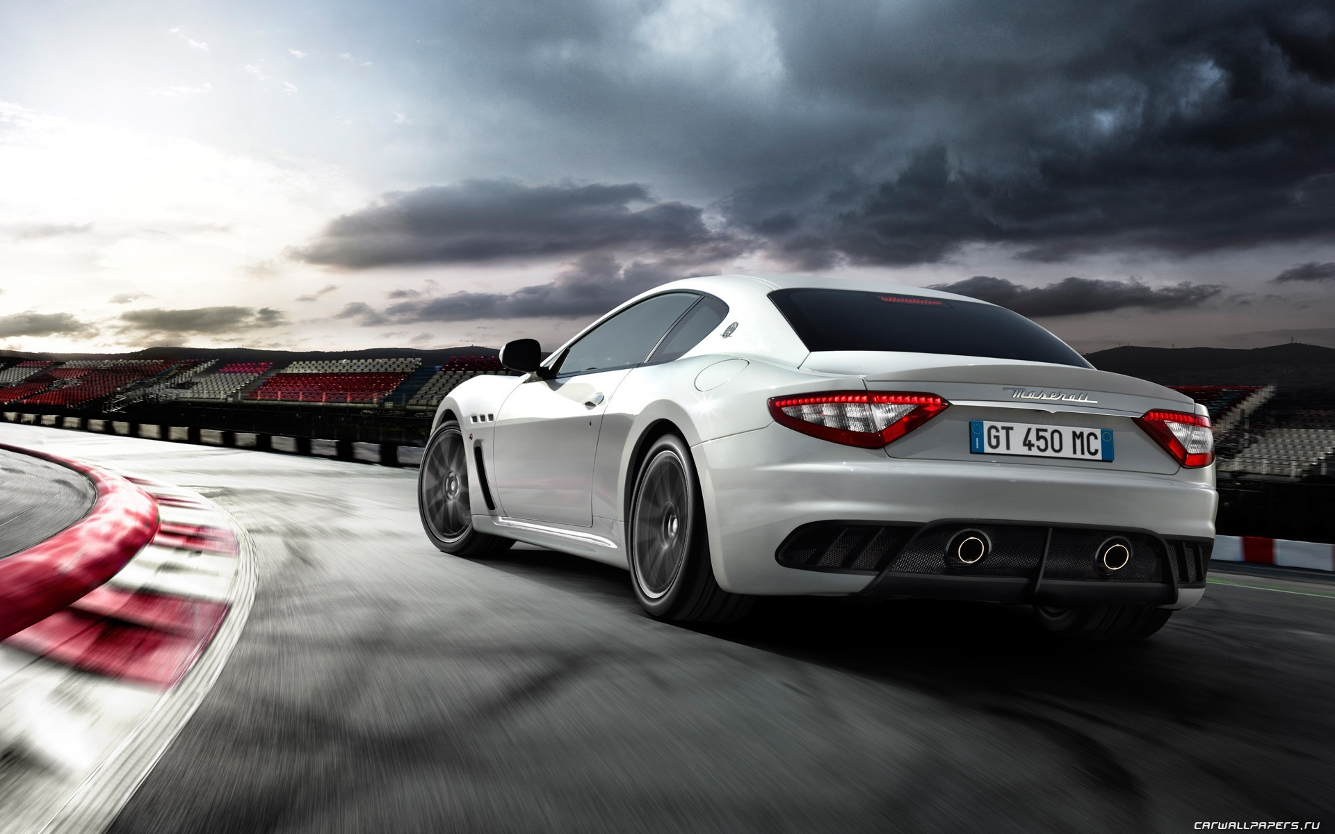 Maserati GranTurismo MC Stradale - 2010 HD wallpaper 12 - 1920x1200 ...
