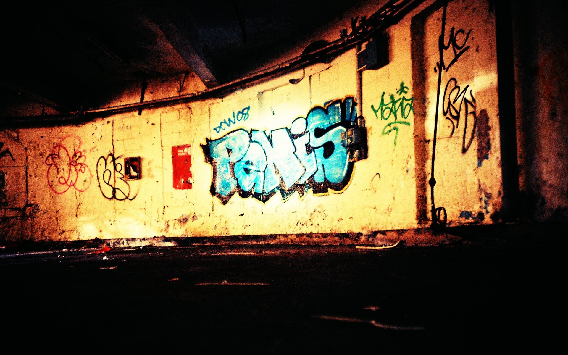 urban graffiti art wallpaper - photo #33