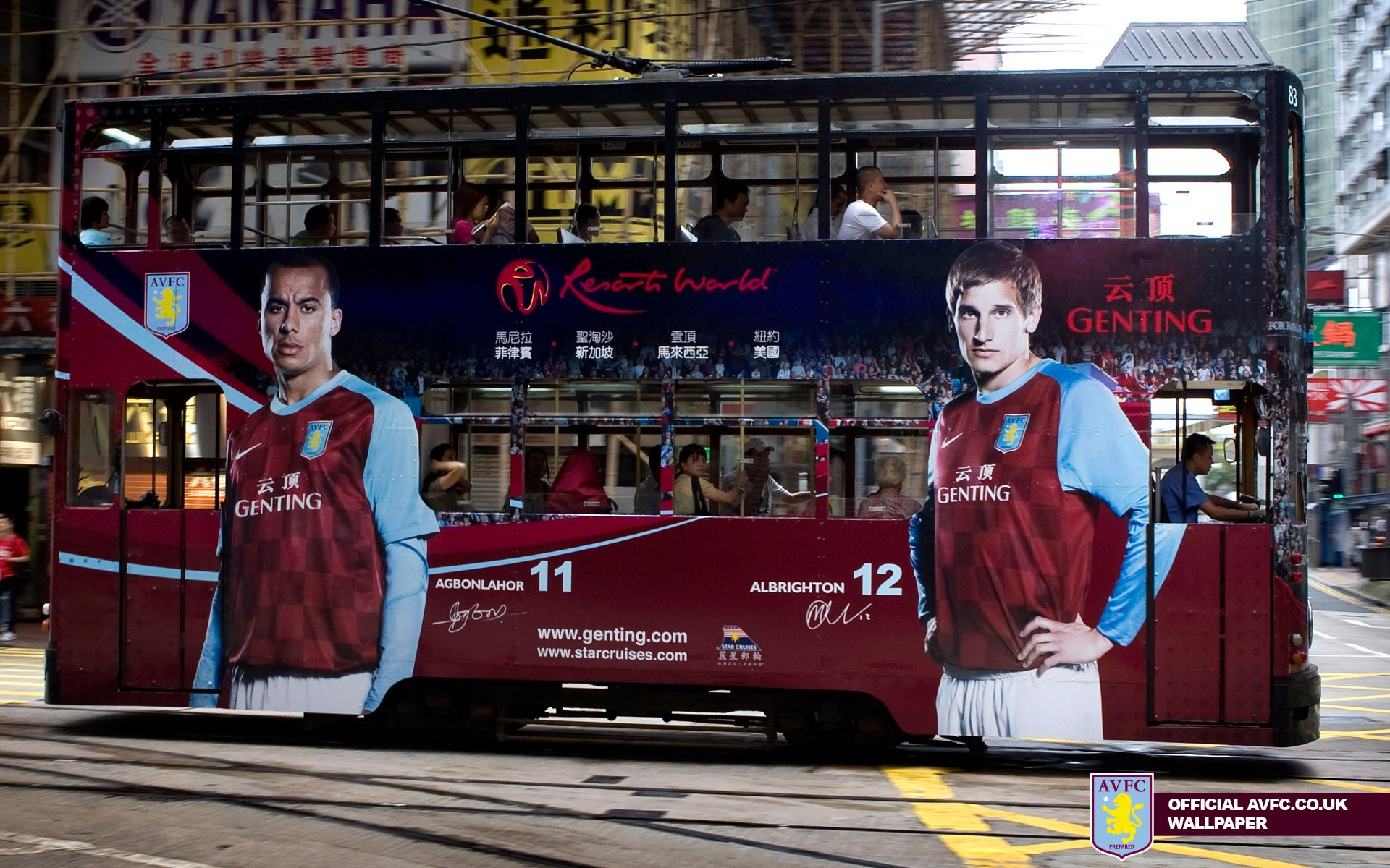 Aston Villa Football Club Desktop Wallpaper 12 Preview