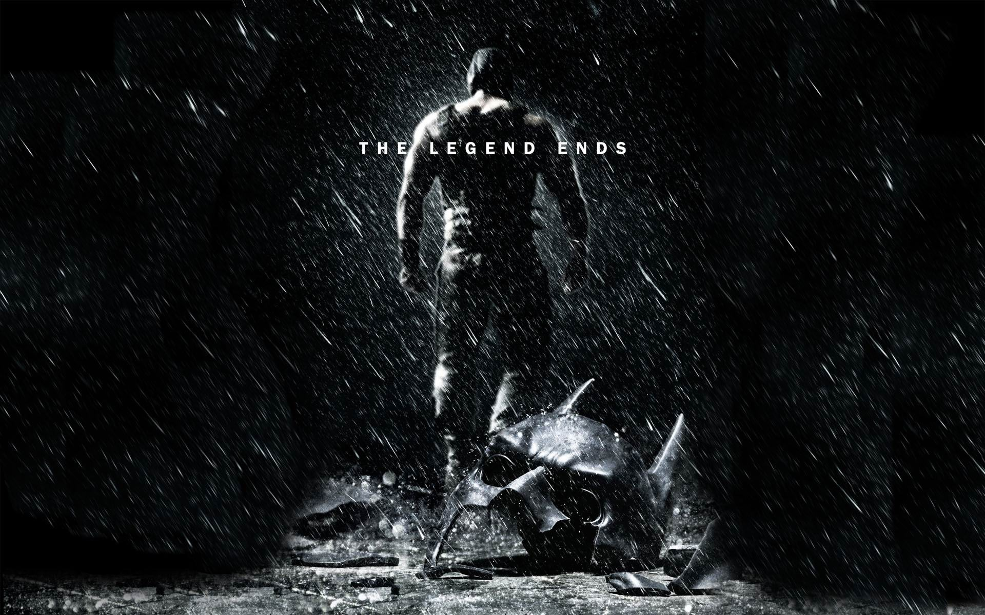 蝙蝠侠:黑暗骑士崛起 the dark knight rises高清壁纸