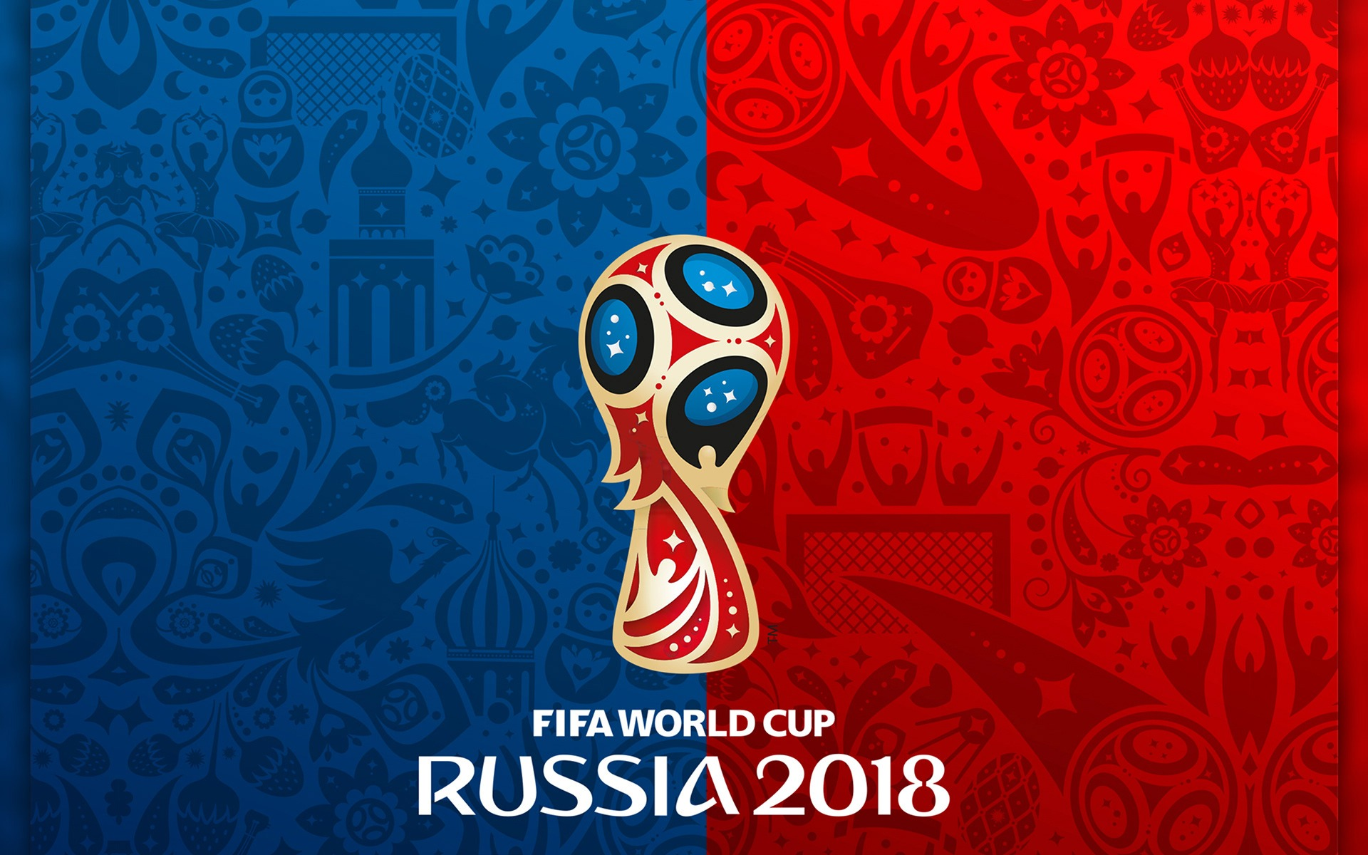 FIFA World Cup Russia 2018 Red Blue Confrontation Preview ...