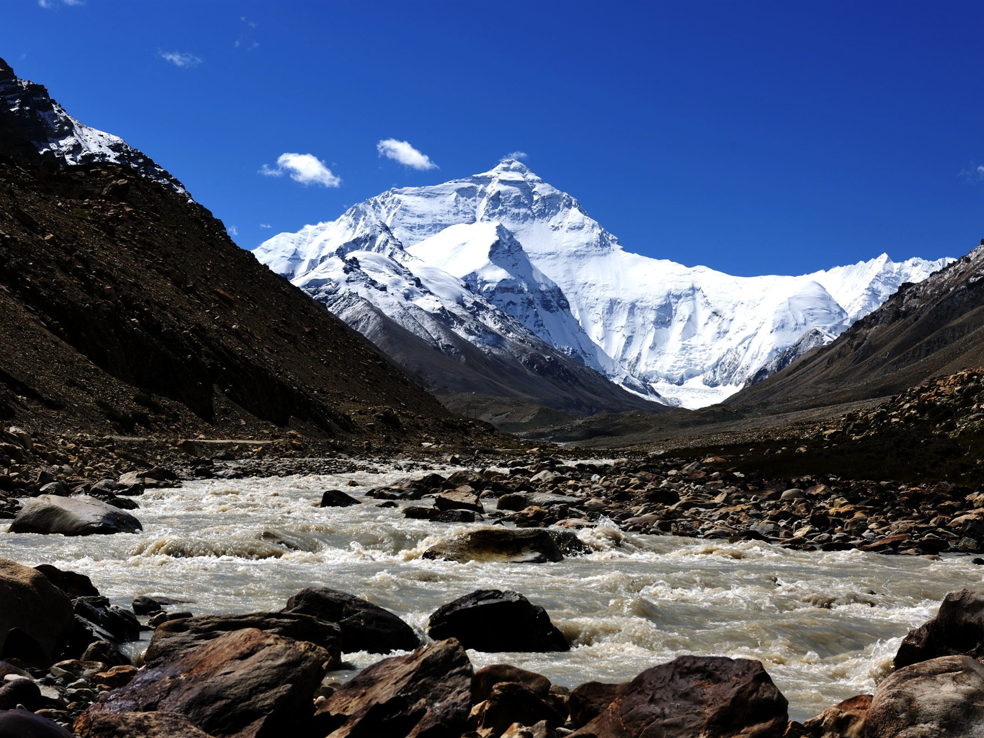 Meilleur Voiture 2018 >> Tibet Everest-Naturel Paysage Fond d'écran Aperçu ...