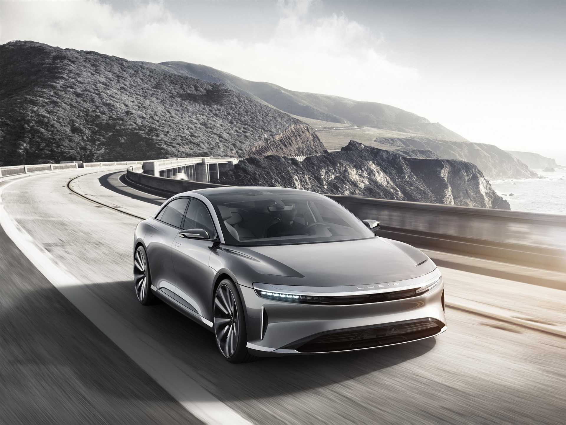 Lucid air luxury electric car-Brand Car HD Wallpaper - 1920x1440 wallpaper download