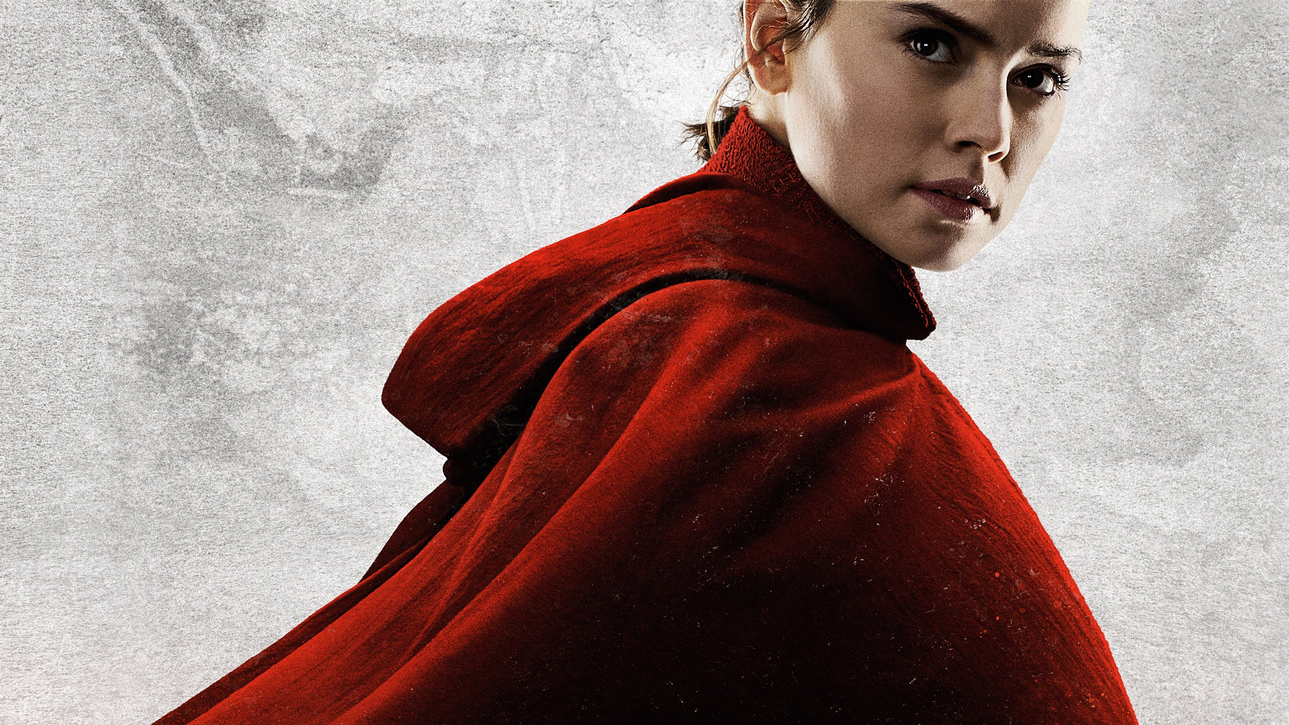Daisy Ridley Rey 2017 Star Wars The Last Jedi Preview 10wallpaper Com