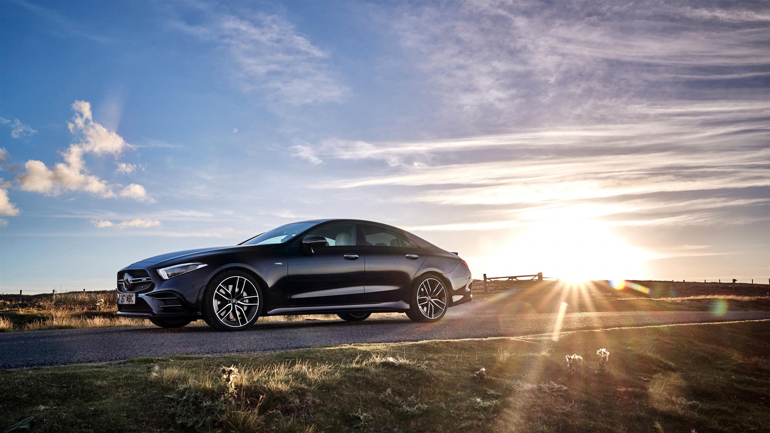 Mercedes Benz Amg >> 梅赛德斯奔驰,Cls,53,AMG,2019,广告预览 | 10wallpaper.com
